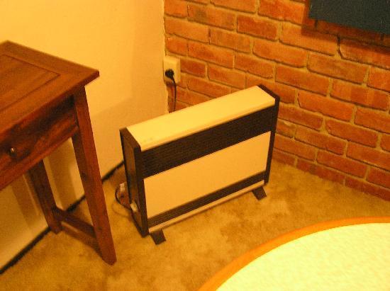 Woodlands Village Motel: Calefaccion