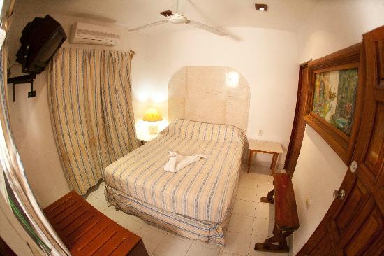 Hotel Tulum: Single Rooms