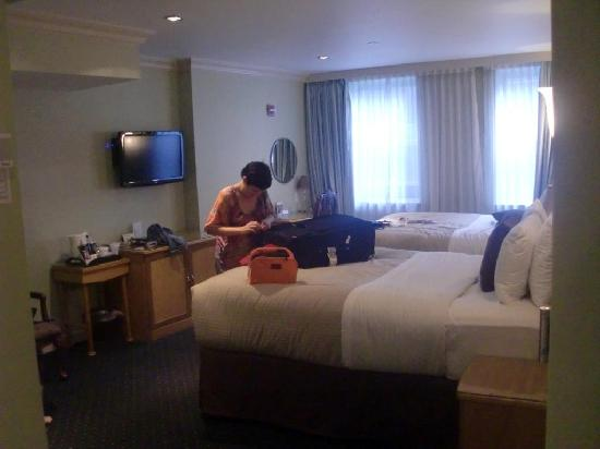 Hotel Mulberry: room 503