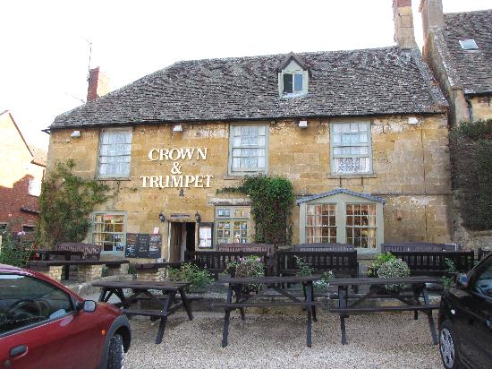 Crown and Trumpet Inn: Picture of the Crown and Trumpet