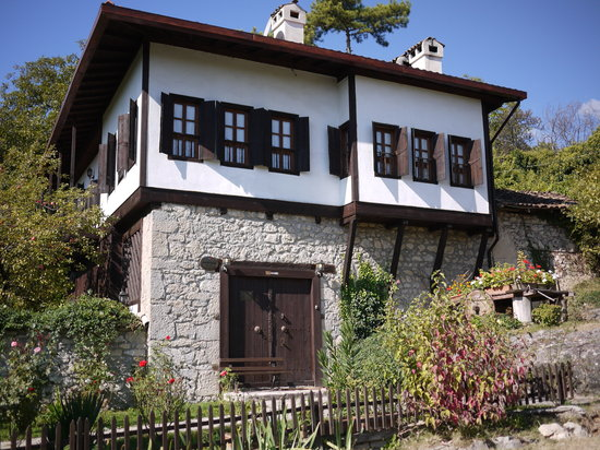 Raşitler Bağ Evi: from the front door
