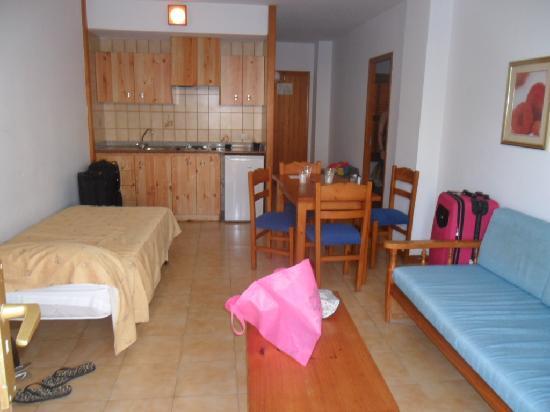 Playamar: bedroom