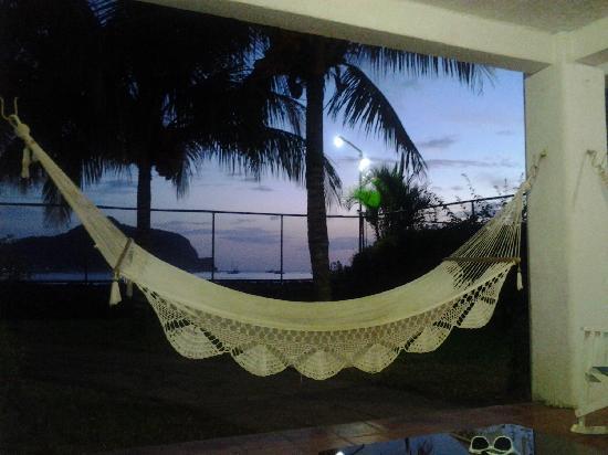Yajure Surf Hostel: View of the ocean