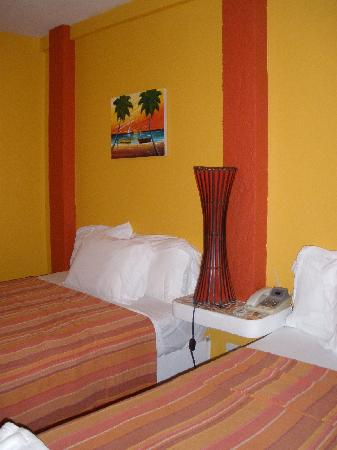 Seaside Cabanas: Typical room