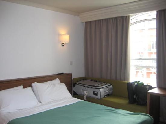 Citadines South Kensington: studio room
