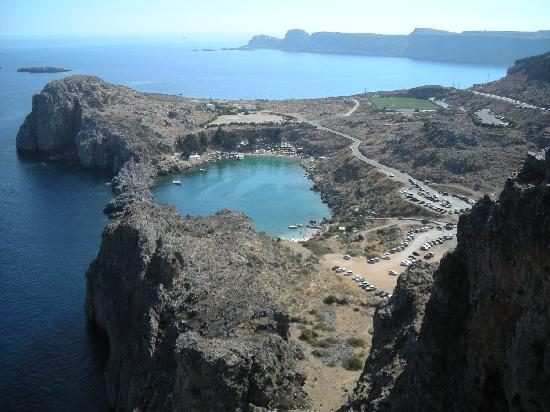 Stegna, Greece: Lindos