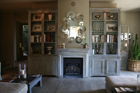 Villa Sassolini Luxury Boutique Hotel: Lounge