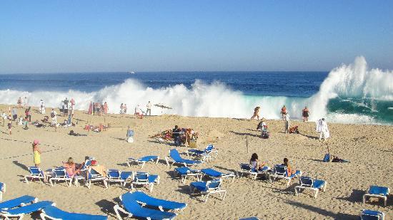 Crazy Waves Picture Of Hotel Riu Palace Cabo San Lucas Cabo San Lucas Tripadvisor
