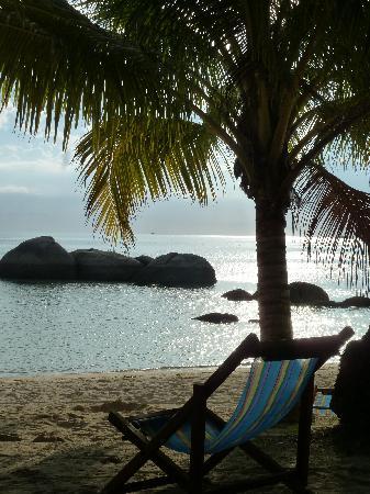 Sea Scene Resort: la mer depuis la plage