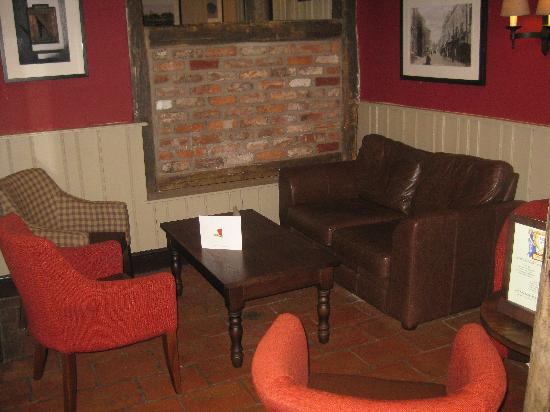 Premier Inn Knutsford (Mere) Hotel: Kilton Inn Restaurant