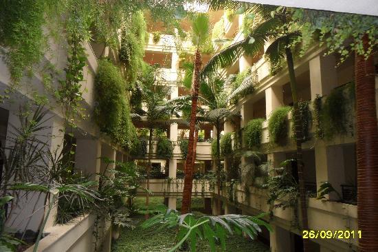 Verde por todos lados picture of puerto antilla grand hotel islantilla tripadvisor - Puerto antilla grand hotel ...