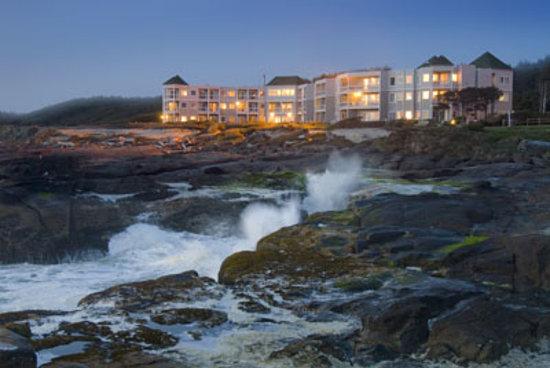 Overleaf Lodge Spa Updated 2018 Prices Hotel Reviews Yachats Oregon Tripadvisor