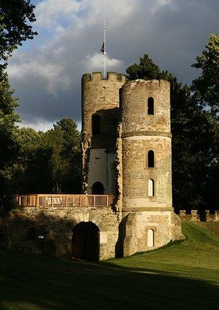 Stainborough Castle Wentworth Castle Gardens