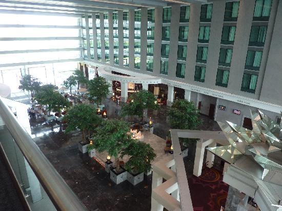 โนโวเทล แบงคอค สุวรรณภูมิ แอร์พอร์ท: Foyer area