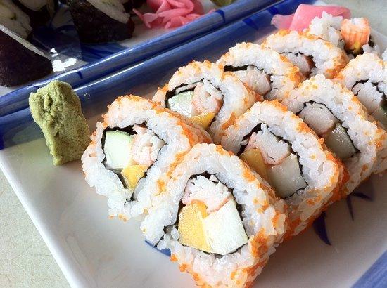 Yu-yu Tei Japanese Restaurant: Maki