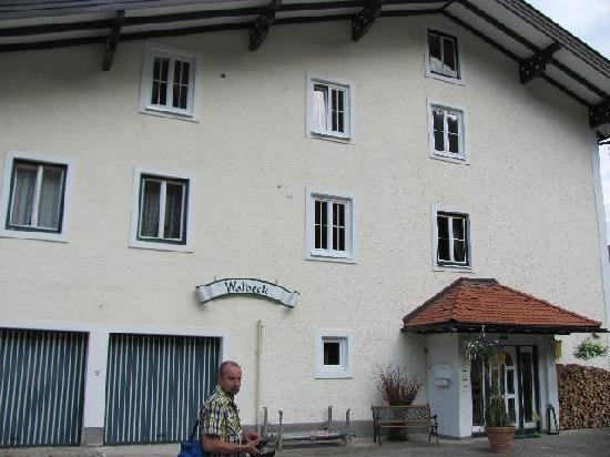 Gästehaus Waldeck: roomexterior