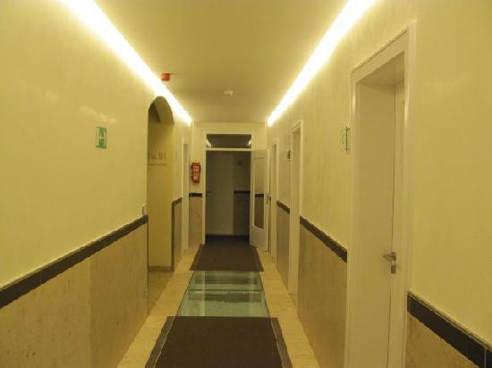 Hotel Hartmann: coridor