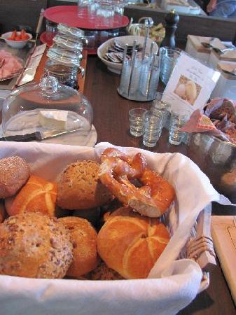 Hotel Hartmann: buffet