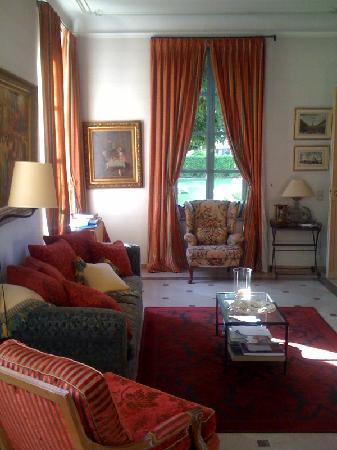 Chateau Talaud Sitting Room