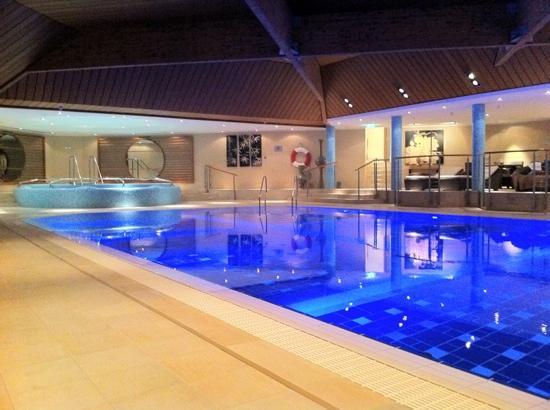 InterContinental Berlin: hotel pool