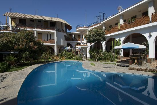 Наска, Перу: Hotel Alegria Nazca is located at  Jirón Lima 168 Nasca