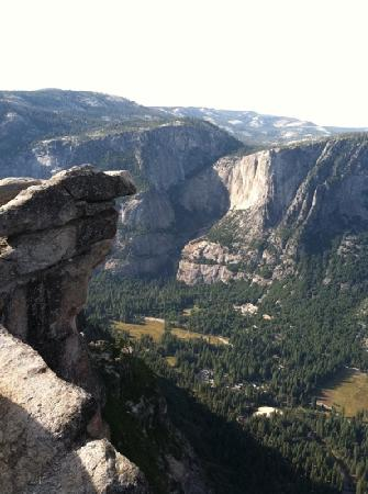 Yosemite Ridge Resort: Glacier Point, Yosemite