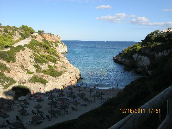 HYB Eurocalas: la plage la plus proche