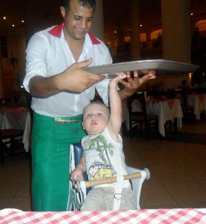 Sea Club Resort - Sharm el Sheikh: Hesham - a great guy