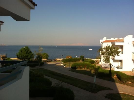 Dreams Beach Resort: balcony view