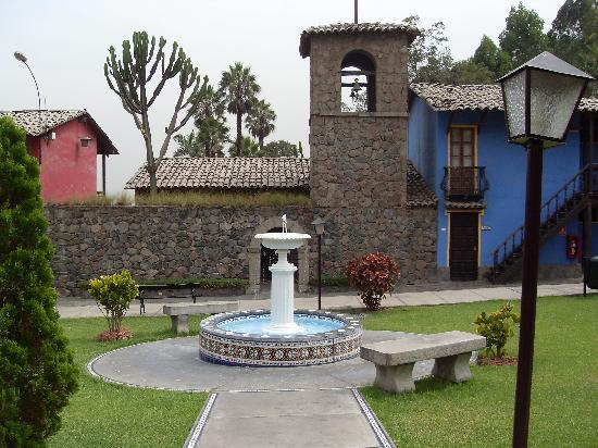 El Pueblo Resort Amp Convention Center In Lima
