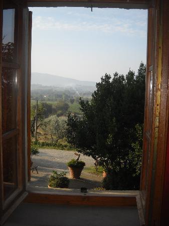 Borgo il Palazzo: Visuale