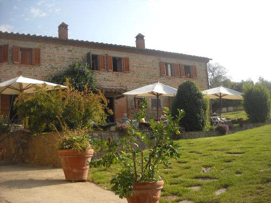 Borgo il Palazzo: Appartamenti esterno