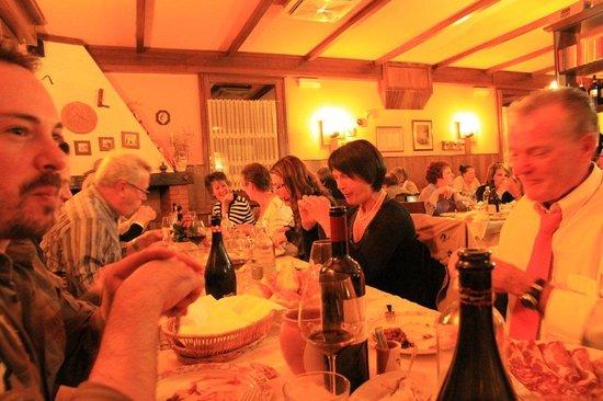 Ristorante Il Cantacucco: Restaurant ~~ Family / Friends