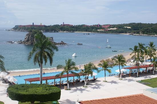Dreams Huatulco Resort & Spa: Vista del 5to Piso