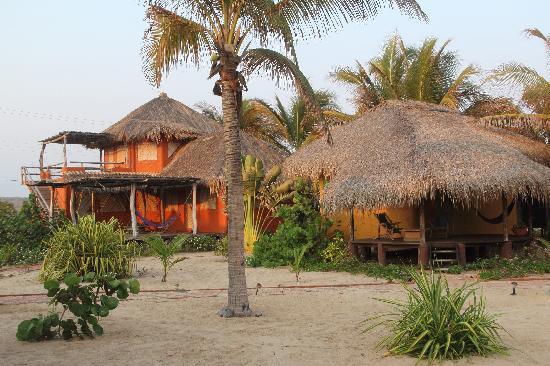 Playa Ventura, Mexico: cabañas