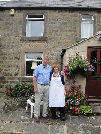 Yew Tree Cottage B&B: Your hosts