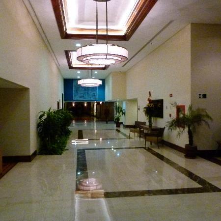 Venezuela Marriott Hotel Playa Grande: Lobby