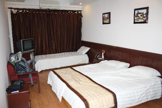 Hanoi Stay Hotel : Our room
