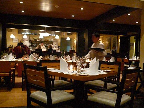 Belmond Sanctuary Lodge: restaurant