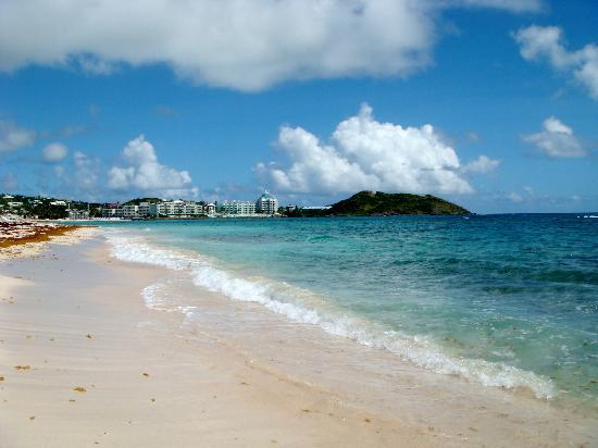 The Westin Dawn Beach Resort & Spa, St. Maarten : Dawn beach