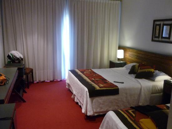 Gran Hotel Tourbillon: habitacion standar