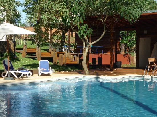 Gran Hotel Tourbillon : piscina