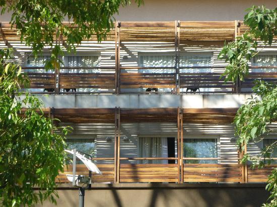Gran Hotel Tourbillon : balcones
