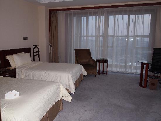 Tieniu Hotel: Nice clean 5* hotel rooms
