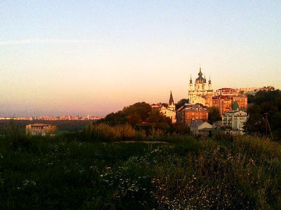 Chiesa Di S Andrea Dalla Collina Picture Of Kiev