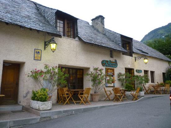 Luz-Saint-Sauveur, Frankreich: Entrada