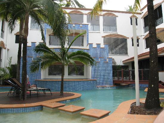 Regal Port Douglas : The pool area