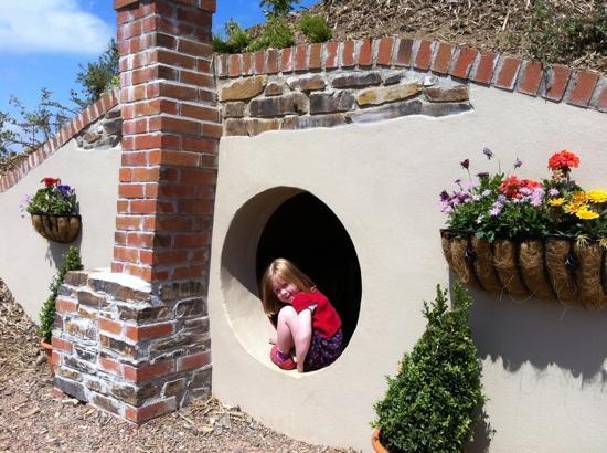 Launceston, UK: The Hobbit house