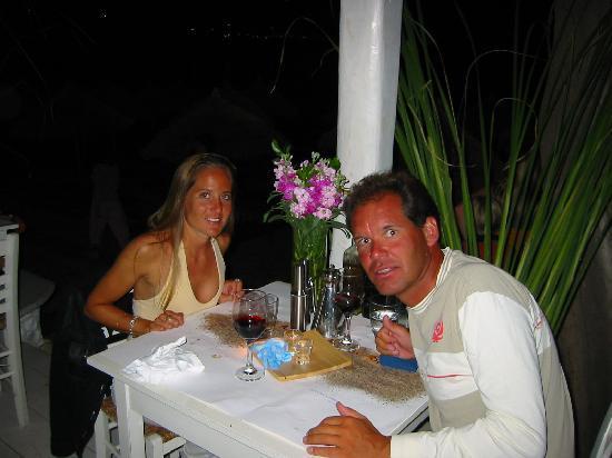 Villa Konstantin: Top Tip 2 Restaurant Nammos Psarrou Beach