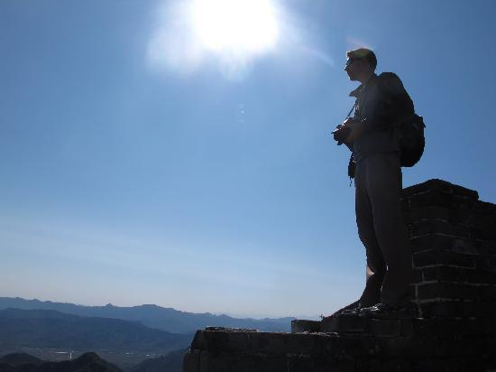 The Great Wall Hike (James Private Tour): Wow!